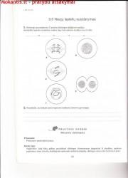 Biologija 10 klasei 1 dalis 22 puslapis nemokami pratybų atsakymai