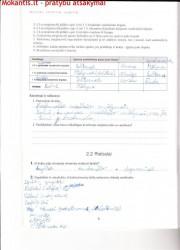 Biologija 10 klasei 1 dalis 8 puslapis nemokami pratybų atsakymai