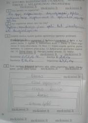 Biologija 10 klasei 16 puslapis nemokami pratybų atsakymai