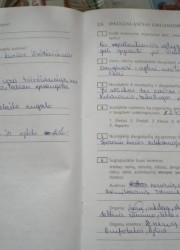 Biologija 10 klasei 28-29 puslapis nemokami pratybų atsakymai