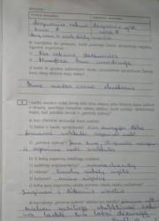Biologija 10 klasei 3 puslapis nemokami pratybų atsakymai
