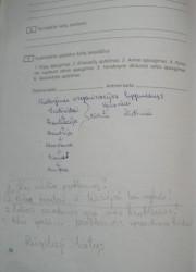 Biologija 10 klasei 34 puslapis nemokami pratybų atsakymai