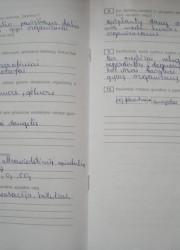 Biologija 10 klasei 48-49 puslapis nemokami pratybų atsakymai