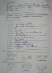 Biologija 10 klasei 64 puslapis nemokami pratybų atsakymai