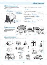 Geografija 6 klasei 2 dalis 5 puslapis nemokami pratybų atsakymai