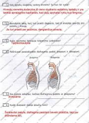 Biologija ir sveikata 9 klasei 2 dalis 4 puslapis nemokami pratybų atsakymai