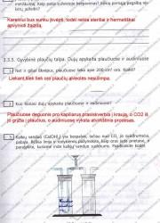 Biologija ir sveikata 9 klasei 2 dalis 5 puslapis nemokami pratybų atsakymai