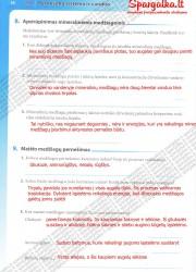 Biologija tau 2 - 9-10 klasei 16 puslapis nemokami pratybų atsakymai