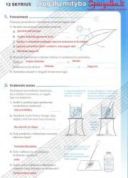 Biologija tau 2 - 9-10 klasei 3 puslapis nemokami pratybų atsakymai