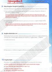 Biologija tau 2 - 9-10 klasei 7 puslapis nemokami pratybų atsakymai