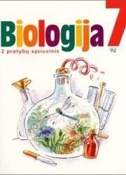Biologijos 7 klasei 2 dalis pratybų sąsiuvinis atsakymai nemokamai virselis