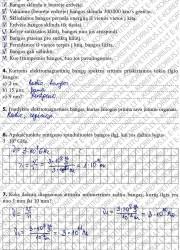 Fizika 10 klasei 2 dalis 9 puslapis nemokami pratybų atsakymai