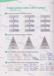 Formule 1 dalis 40 puslapis nemokami pratybų atsakymai