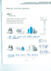 Gamta ir zmogus 1 dalis 17 puslapis nemokami pratybų atsakymai
