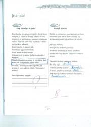 Gamta ir zmogus 1 dalis 23 puslapis nemokami pratybų atsakymai