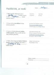 Gamta ir zmogus 1 dalis 39 puslapis nemokami pratybų atsakymai