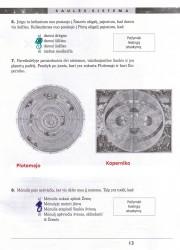 Gamta ir zmogus 6 klasei 1 dalis 13 puslapis nemokami pratybų atsakymai
