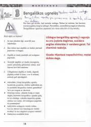 Gamta ir zmogus 6 klasei 1 dalis 18 puslapis nemokami pratybų atsakymai
