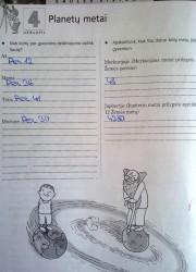 Gamta ir zmogus 6 klasei 1 dalis 6 puslapis nemokami pratybų atsakymai