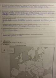 Istorija 10 klasei 6 puslapis nemokami pratybų atsakymai