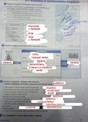 Istorija 8 klasei 2 dalis 1 puslapis nemokami pratybų atsakymai