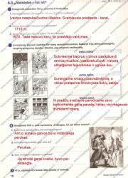 Istorija 8 klasei 2 dalis 18 puslapis nemokami pratybų atsakymai