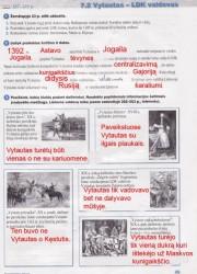Istorija 8 klasei 2 dalis 25 puslapis nemokami pratybų atsakymai