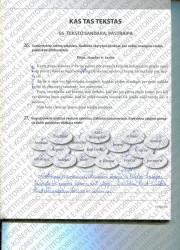 Lietuviu kalba 5 klasei 12 puslapis nemokami pratybų atsakymai