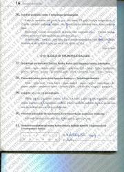 Lietuviu kalba 5 klasei 16 puslapis nemokami pratybų atsakymai