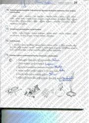 Lietuviu kalba 5 klasei 25 puslapis nemokami pratybų atsakymai