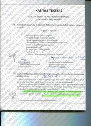 Lietuviu kalba 5 klasei 26 puslapis nemokami pratybų atsakymai