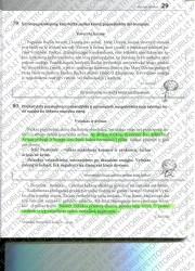Lietuviu kalba 5 klasei 29 puslapis nemokami pratybų atsakymai