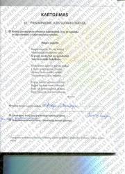 Lietuviu kalba 5 klasei 3 puslapis nemokami pratybų atsakymai