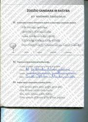Lietuviu kalba 5 klasei 30 puslapis nemokami pratybų atsakymai