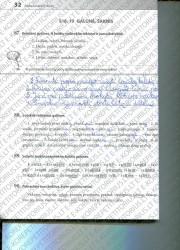 Lietuviu kalba 5 klasei 32 puslapis nemokami pratybų atsakymai