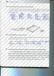 Lietuviu kalba 5 klasei 34 puslapis nemokami pratybų atsakymai