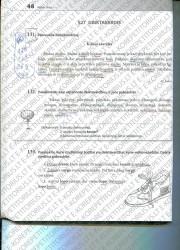 Lietuviu kalba 5 klasei 48 puslapis nemokami pratybų atsakymai