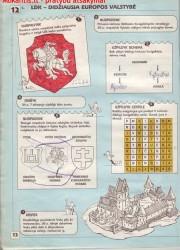 Lietuvos istorija 5 klasei 12 puslapis nemokami pratybų atsakymai