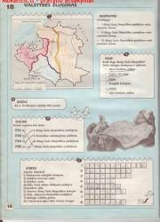 Lietuvos istorija 5 klasei 18 puslapis nemokami pratybų atsakymai