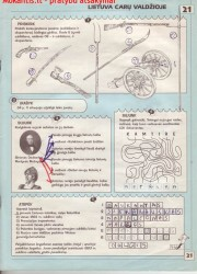 Lietuvos istorija 5 klasei 21 puslapis nemokami pratybų atsakymai
