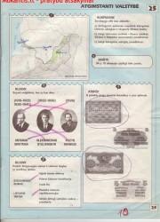 Lietuvos istorija 5 klasei 25 puslapis nemokami pratybų atsakymai