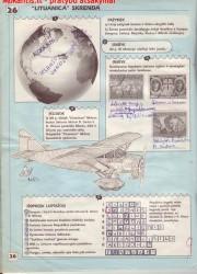 Lietuvos istorija 5 klasei 26 puslapis nemokami pratybų atsakymai