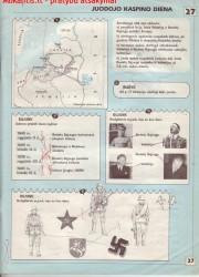 Lietuvos istorija 5 klasei 27 puslapis nemokami pratybų atsakymai
