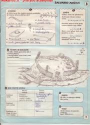 Lietuvos istorija 5 klasei 3 puslapis nemokami pratybų atsakymai
