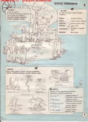 Lietuvos istorija 5 klasei 5 puslapis nemokami pratybų atsakymai