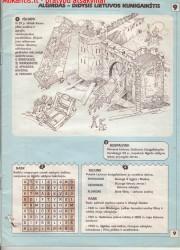Lietuvos istorija 5 klasei 9 puslapis nemokami pratybų atsakymai