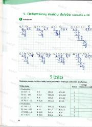 Matematika 5 klasei 20 puslapis nemokami pratybų atsakymai