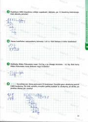 Matematika 5 klasei 23 puslapis nemokami pratybų atsakymai