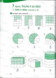 Matematika 5 klasei 24 puslapis nemokami pratybų atsakymai
