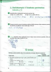 Matematika 5 klasei 34 puslapis nemokami pratybų atsakymai